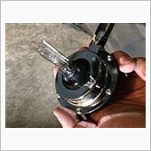 fcl 35W オールインワンHIDコンバージョンキット H11 6000Kの画像