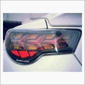 Buddy Club P-1 RACING LED TAIL LAMP KITの画像