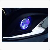 マツダ(純正) LEDフォグランプ(ブルーイルミネーション付)の画像