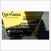 GS YUASA GranCruise Standard GST-46B24Lの画像