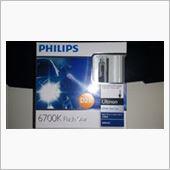 PHILIPS Ultinon Flash Star 6700K D2R