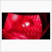 GTX 50W S25ダブル(レッド)ブレーキランプ