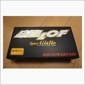 BELLOF STANDARD HID Spec Gialloの画像