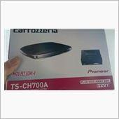 PIONEER / carrozzeria carrozzeria TS-CH700A