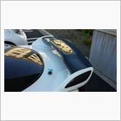 Odula / OVER DRIVE FD-06 カーボンリアスポイラー&サイドカバー