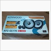 KENWOOD KFC-SS170
