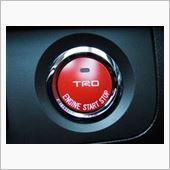 TRD / トヨタテクノクラフト プッシュスタートスイッチ
