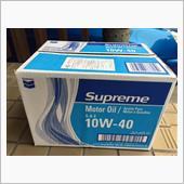 Chevron Supreme Motor oil 10W-40