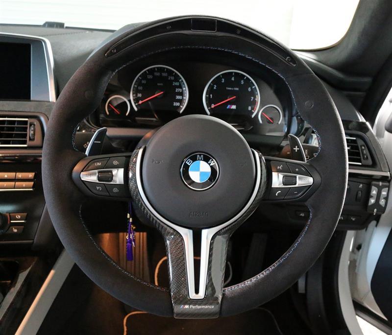BMW(純正) BMW Performance スポーツステアリングホイール|M6 グランクーペ/BMW|パーツ