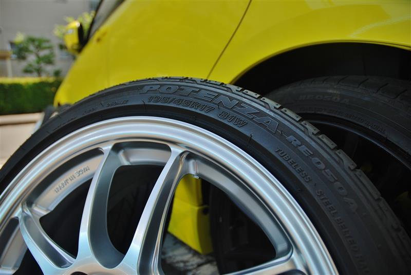 Bridgestone Potenza Re050A >> BRIDGESTONE POTENZA POTENZA RE050A 195/45R17|スイフトスポーツ ...