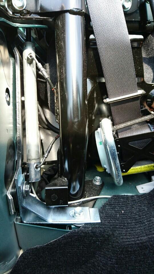 むろこぺさんとこの ロールバー下部補強|コペン/ダイハツ|パーツレビュー|ゆうじぃぃ|みんカラ , 車・自動車SNS(ブログ・パーツ・整備・燃費)