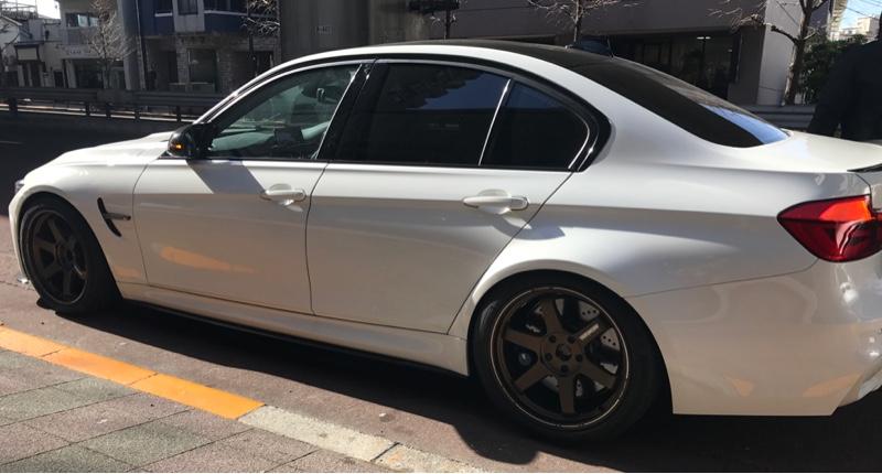 BMW bmw m3セダンカスタム : minkara.carview.co.jp