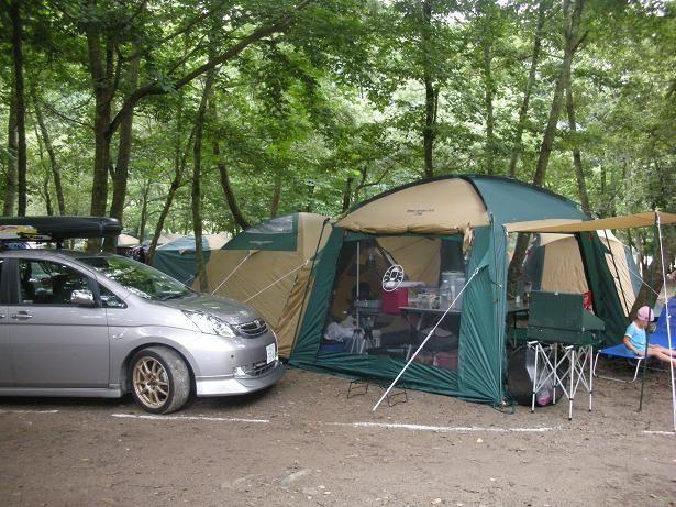 [大きい写真で見る]今季初キャンプ! ウェルキャンプ西丹沢に行ってきまし... ウェルキャンプ西