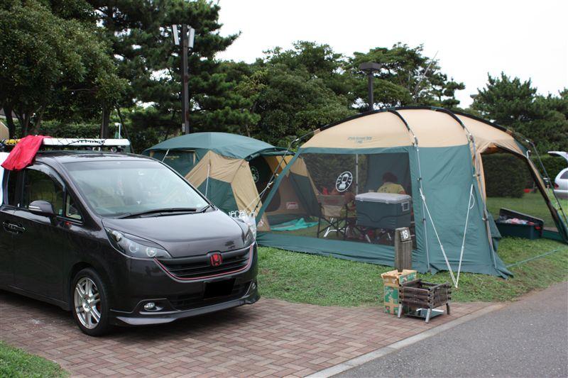 東京都 城南島海浜公園キャンプ場 の写真g1682