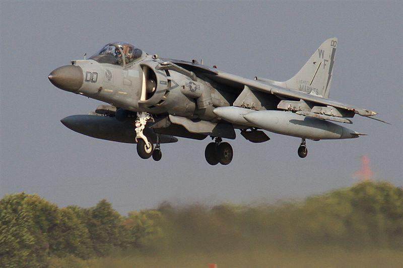 ハリアー II (航空機)の画像 p1_19