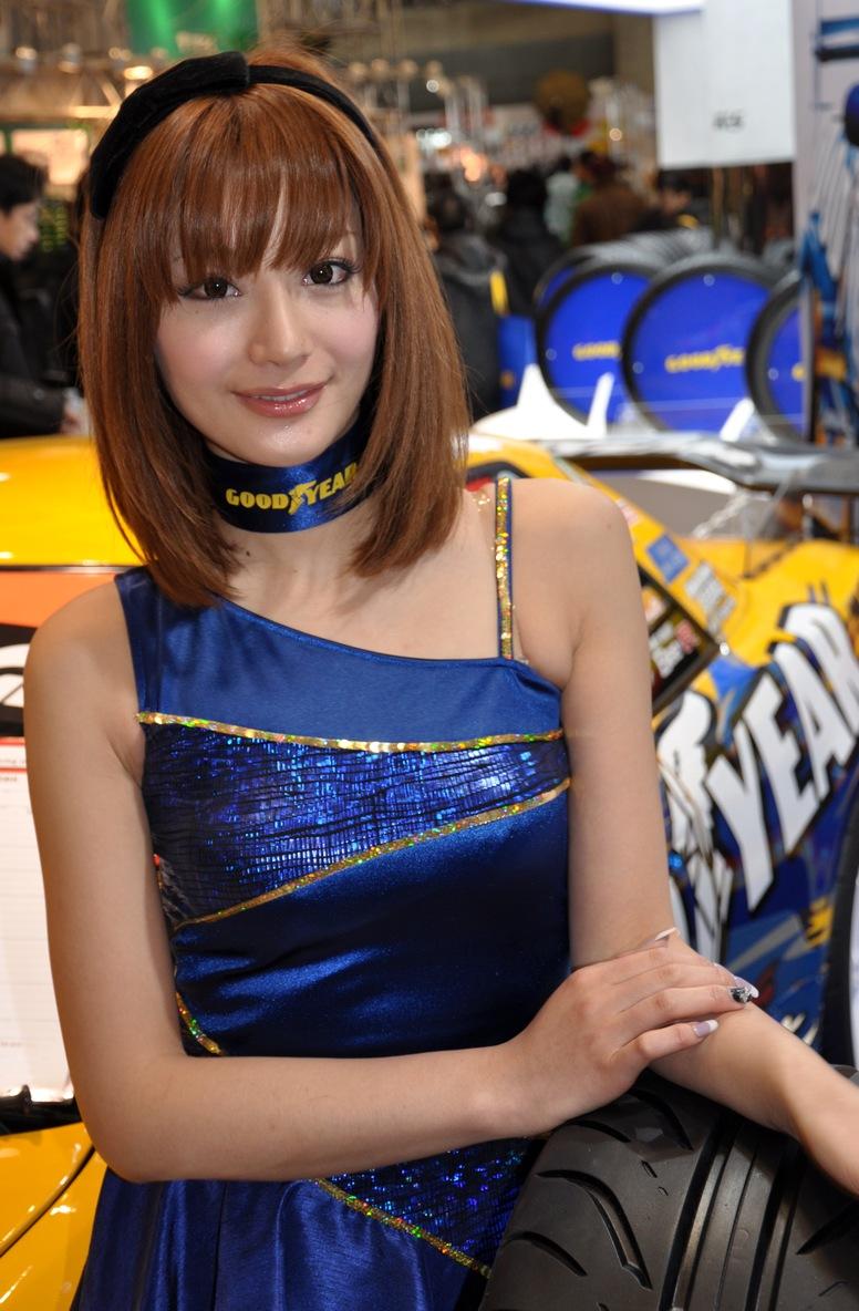 東京オートサロン2010(冴木みれいチャン)