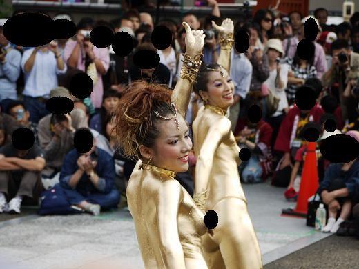 10 10 16 大須 大道芸人 町祭3|アクセラ マツダ|愛車フォトギャラリー