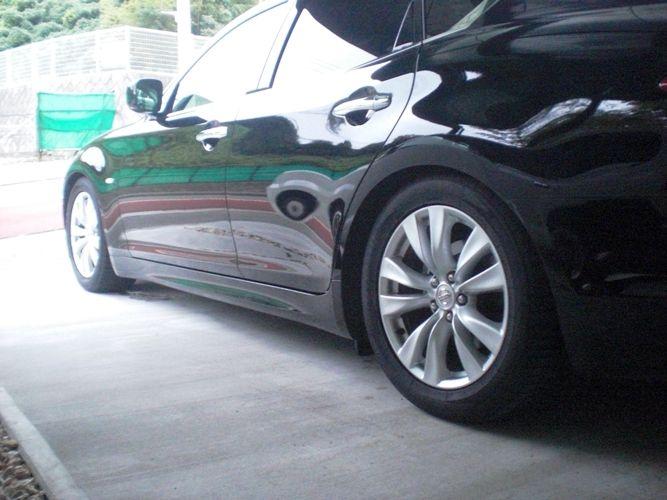 [大きい写真で見る]After 腰高感が払拭され、フーガの独特なラインを...  車・自動車SN