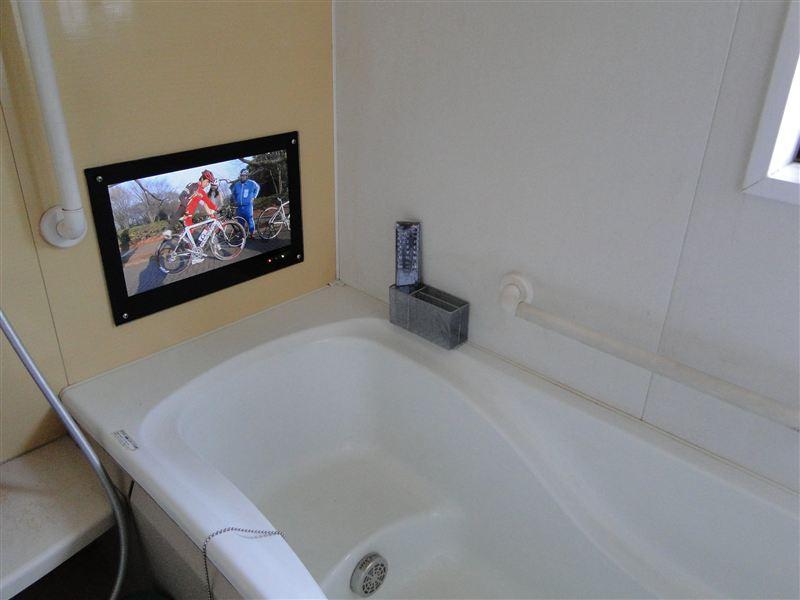風呂 お風呂のテレビ 地デジ化 : お風呂地デジ化④|その他 ...