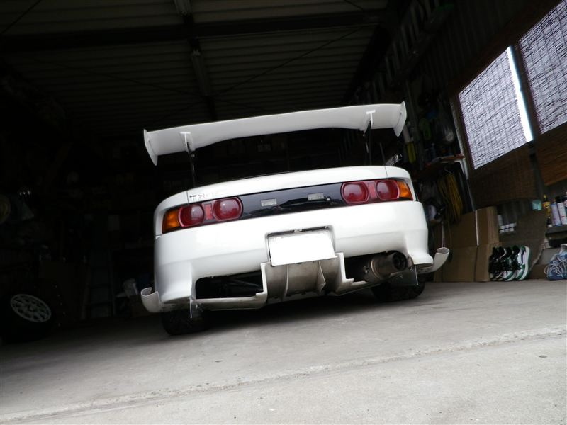 TRD2000GT #18 (White) *** With Video *** P1