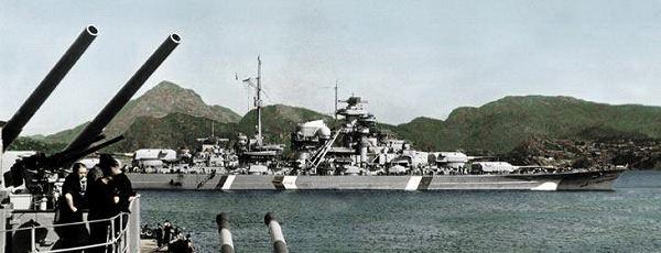 ビスマルク (戦艦)の画像 p1_3