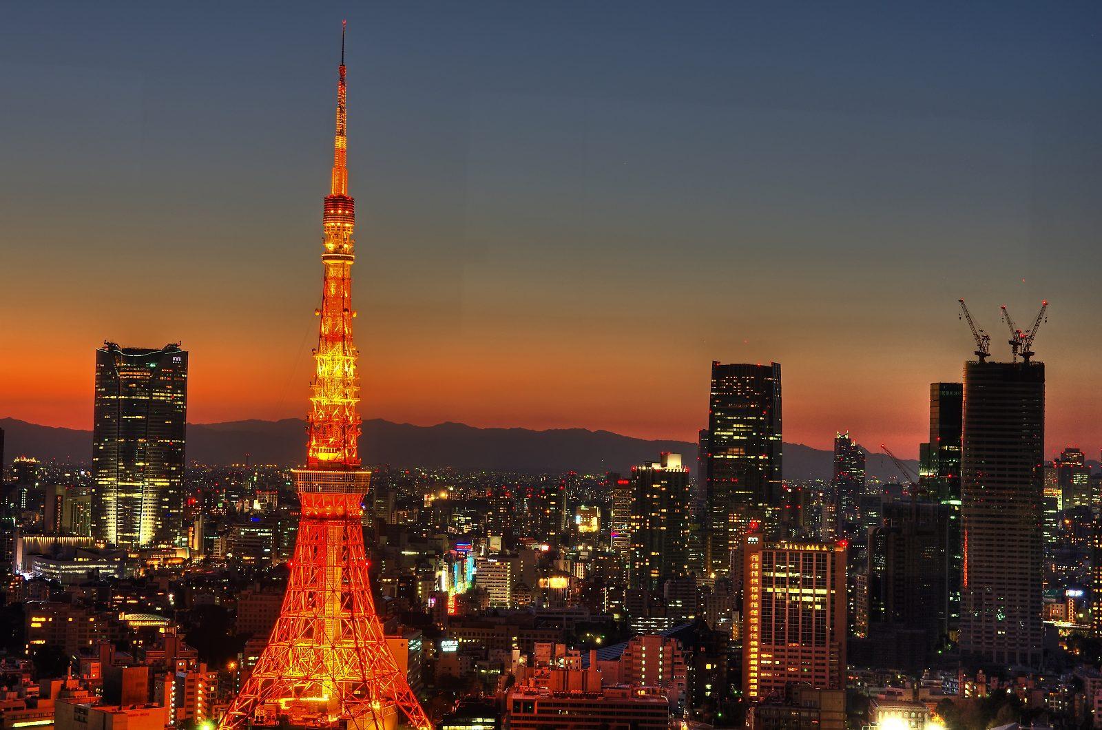 夜景もう美しい!東京タワーのおしゃれで高画質な画像まとめ!