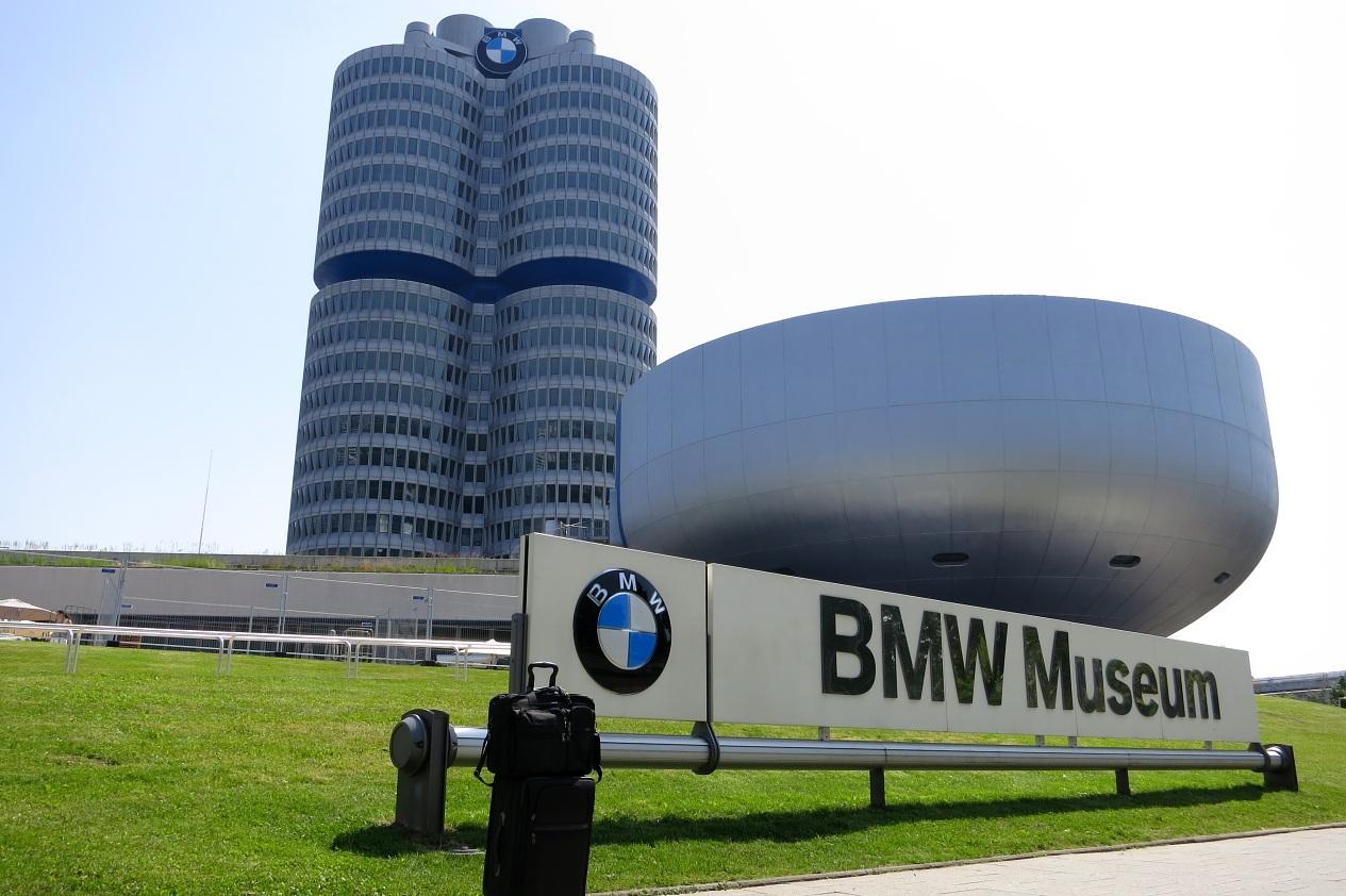 2回目のBMW博物館