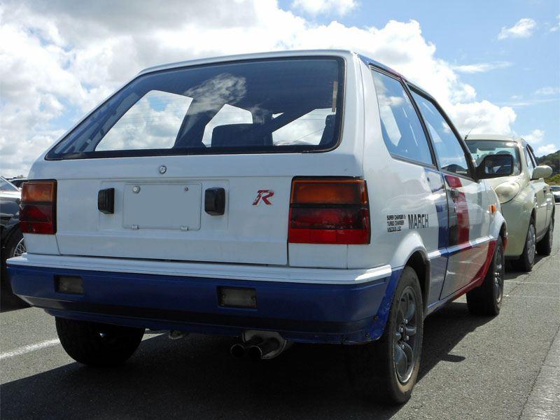 エコパサンデーラン2012.8/5 日産旧車|マーチ/日産|愛車フォトギャラリー|まぁぶる|みん