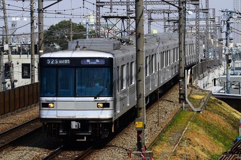 この帝都高速度交通営団・・・、もとい東京メトロの車両ももう東横線を走ら... 東急東横線 撮影紀