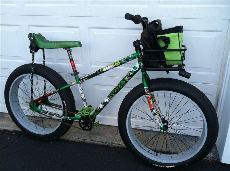 Bronx Fatbikeのベース?|自転車 ...
