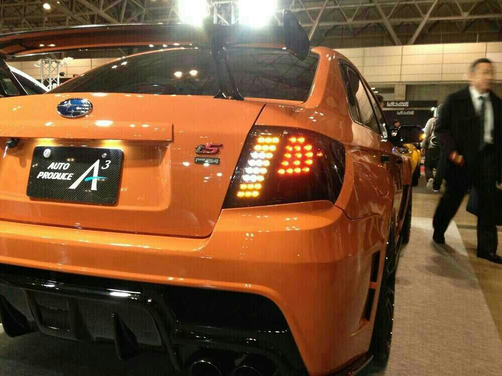 New Aftermarket Gr Tail Light Option Page 2 Subaru