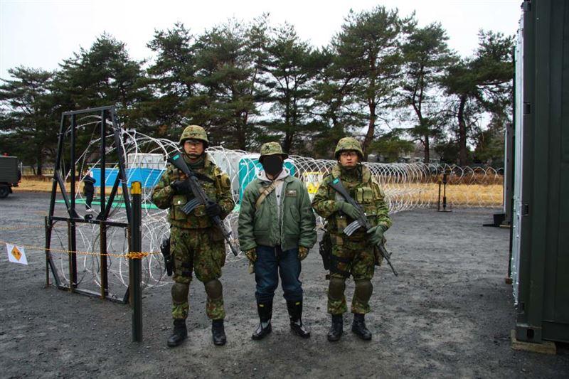 20140302陸上自衛隊中央即応連隊創隊5周年記念行事 2