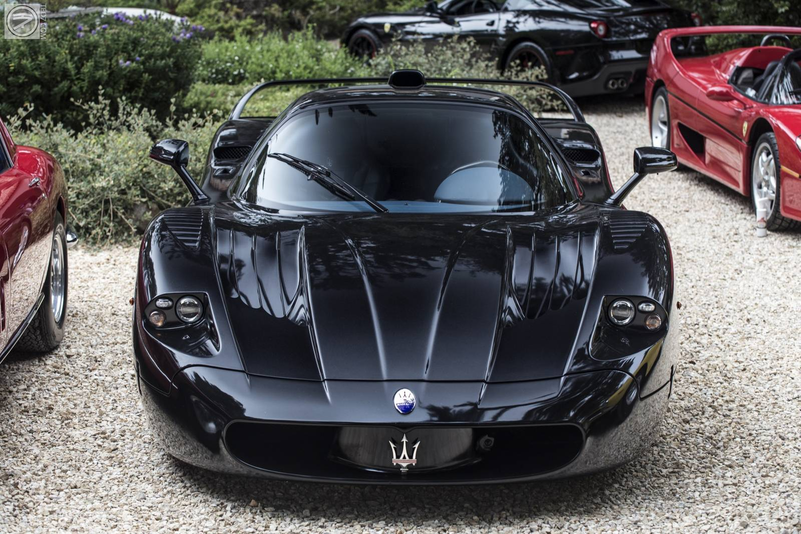 The Only Black Maserati Mc12 In Existence Os 1600x1067