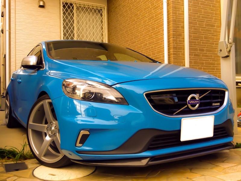 Hi From Japan - Volvo V40 Forums