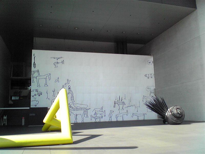 丸亀市猪熊弦一郎現代美術館|おすすめスポット|やっちゃそ|みんカラ