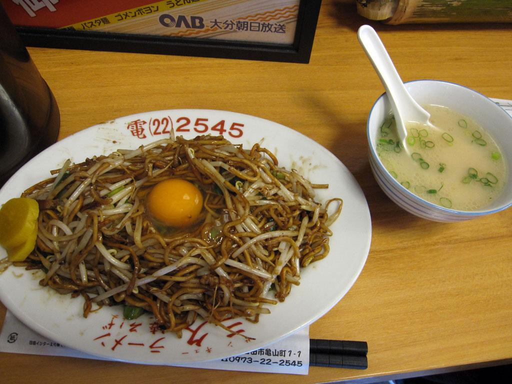 日田焼きそばの東京で食べれる店はどこ?通販もチェックしてみる!