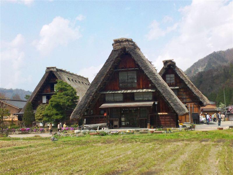 白川郷・五箇山の合掌造り集落の画像 p1_31