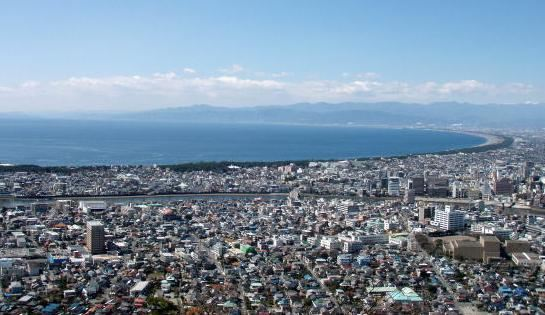 静岡県沼津市:香貫山(カヌキヤマ) | おすすめスポット ...