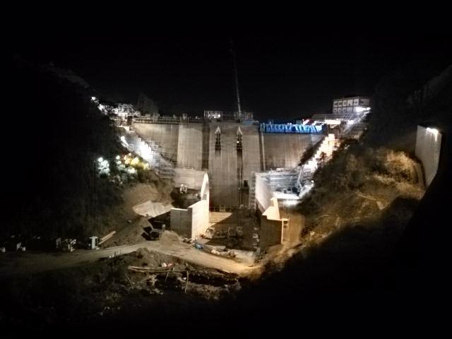 切目川ダム