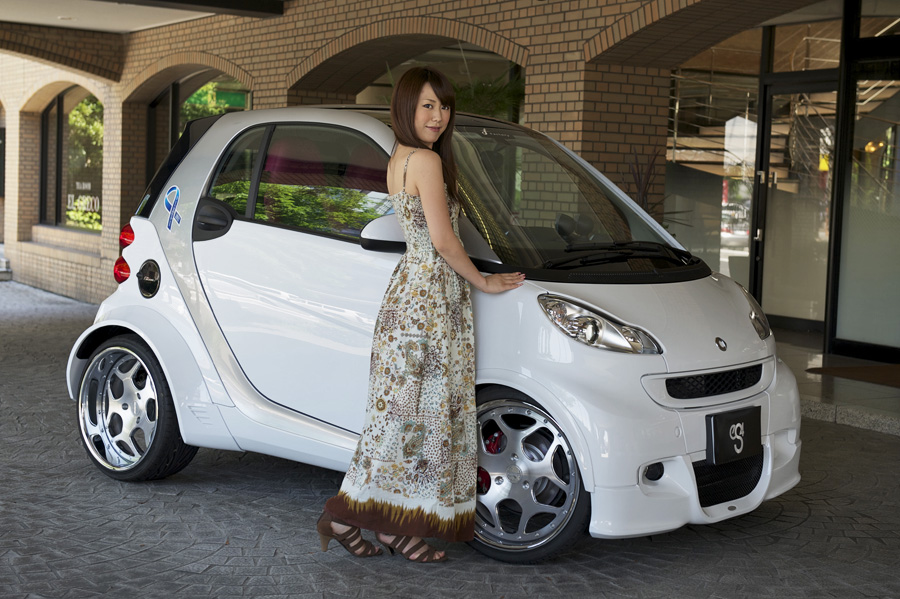 スマート スマート|愛車プロフィール|ryu1000inn Waka|みんカラ 車・自動車sns(ブログ・パーツ