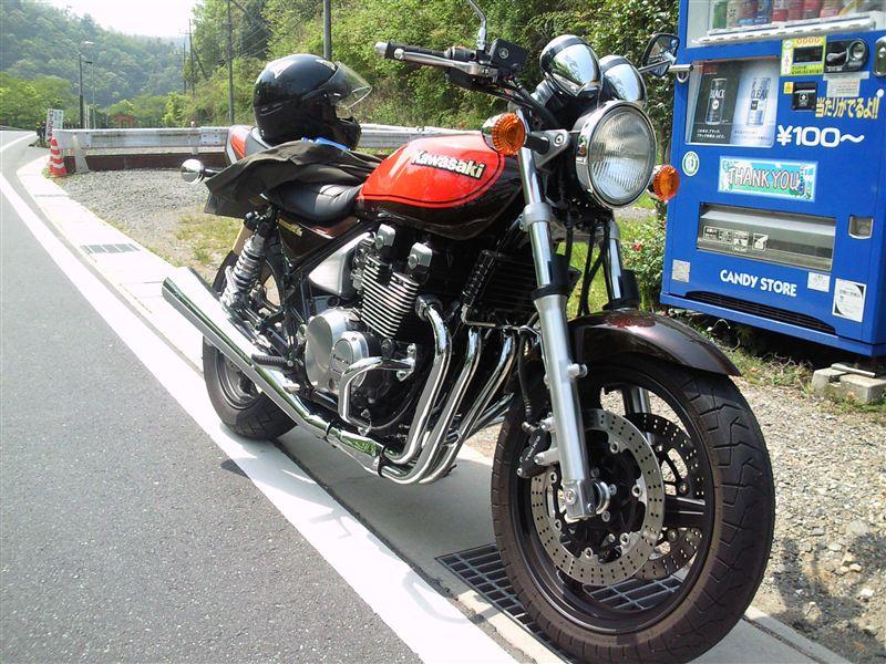カワサキ・ゼファーの画像 p1_37