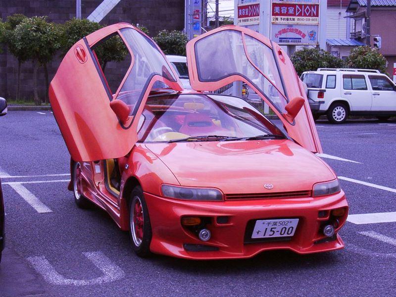 トヨタ・セラの画像 p1_33