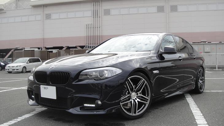 BMW・5シリーズの画像 p1_13