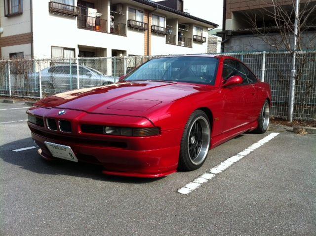 BMW 8シリーズ    車・自動車SNS(ブログ・パーツ・整備・燃費)
