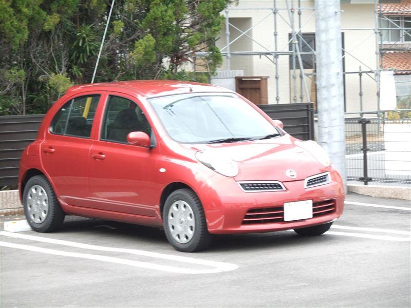 マーチ/日産|愛車プロフィール|stin@GK5|みんカラ - 車・自動車SNS(ブログ・パーツ