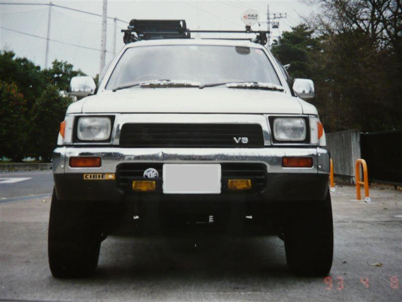 トヨタ・ハイラックスサーフの画像 p1_34