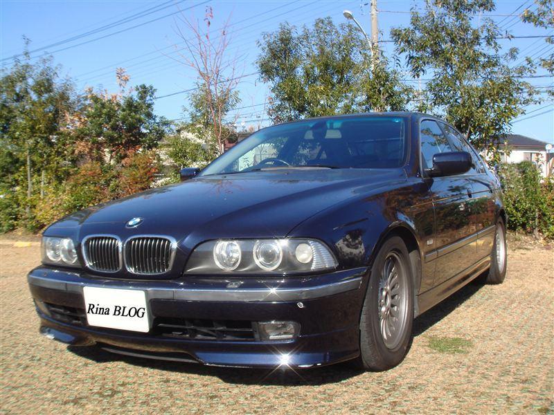 BMW・5シリーズの画像 p1_37