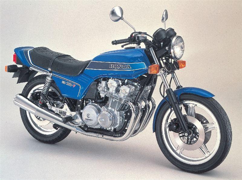 1980 Honda CB 900