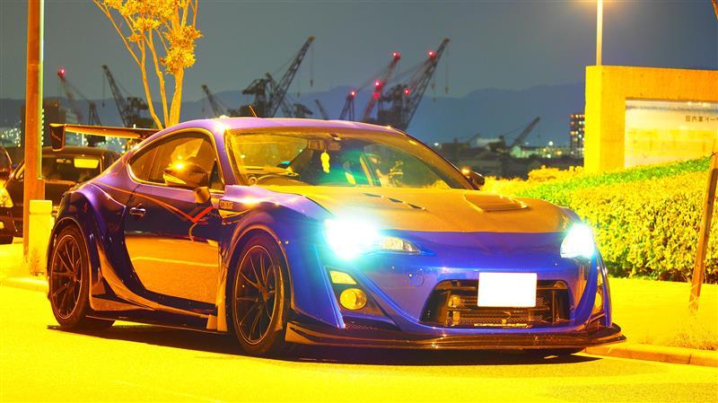 brz subaru car profile yuu zc6 minkara the car automobile高清图片