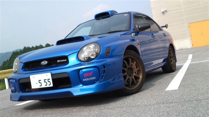 Fs For Sale Genuine S202 Sti Rays Wheels Sold